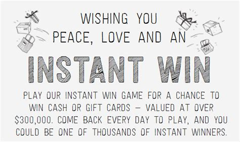 Holiday Instant Win Games - paypal holiday choose cheer instant win game thrifty momma ramblings