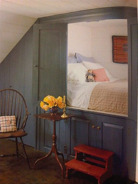 Bed In Cupboard 25 best ideas about alcove bed on bed curtains small white bedrooms and tiny bedrooms