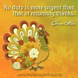 giving thanks quotes for small business marketing artfully