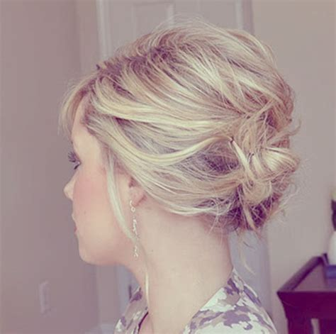 hairstyles short hair updo updo hairstyles for short thin hair images
