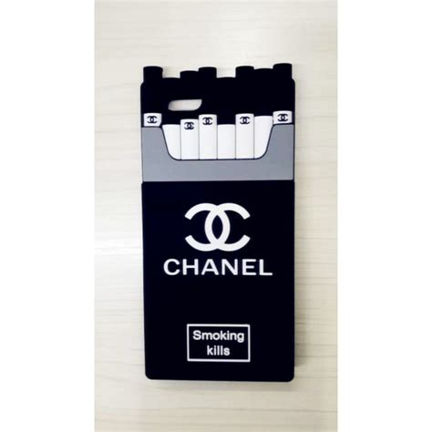 Channel Iphone6 silicone chanel cigarettes for iphone6 f2 parts