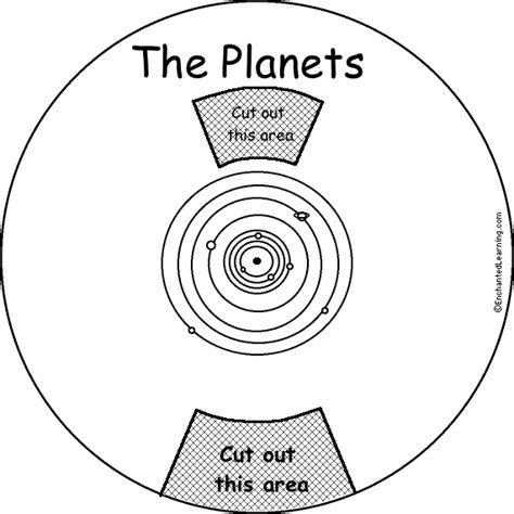 printable pictures planets sprout cut out planets printable page 2 pics about space