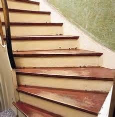 treppe restaurieren holztreppe renovieren