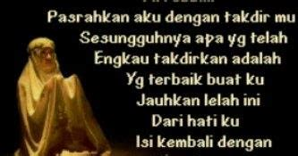 kata mutiara islami motivasi hidup