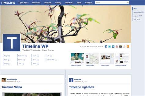 facebook themes dawnload download facebook timeline wordpress theme