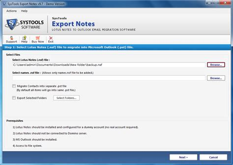acces lotus notes how to access nsf files with outlook in few clicks