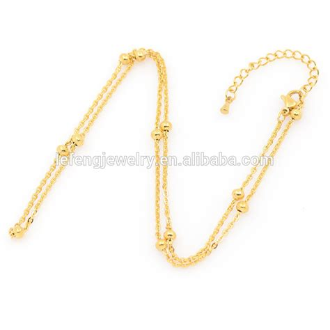 58 gold chain necklace types indian gold black beads