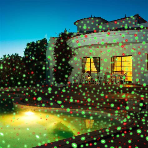 outdoor holiday laser light show laser projector christmas lights amazoncom christmas