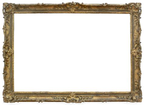 museum framing file empty frame png wikimedia commons