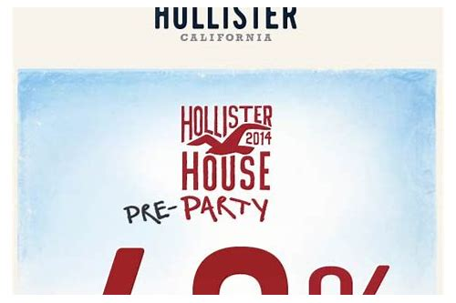 coupons for hollister.com