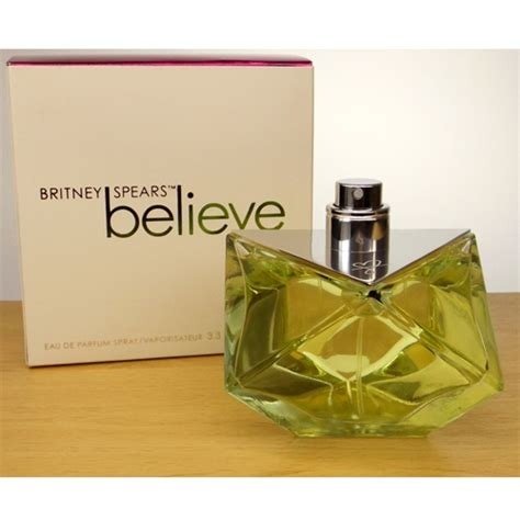 Britneys Newest Advert For Fragrance Believe by Believe 100ml Daisyperfumes Perfume