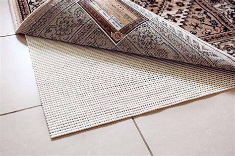 anti slip non slip rug underlay stop rugs slipping