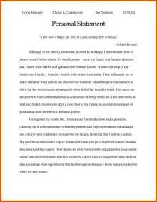 personal statement examples sop example