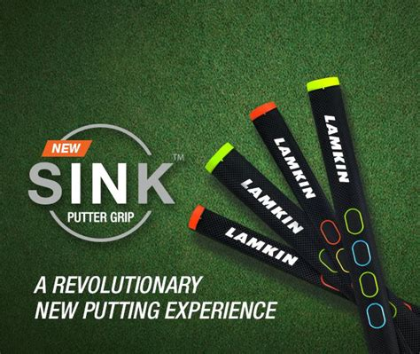 lamkin sink putter grip lamkin golf grips the best golf grips for your game