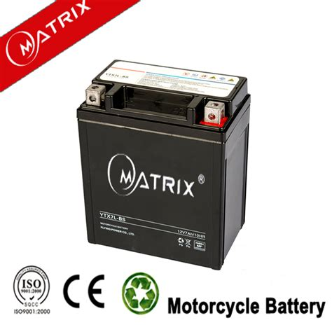 Motorrad Batterie 12v 7ah by 12v 7ah Cheap Motorbike Batteries Ytx7l Bs Buy Cheap