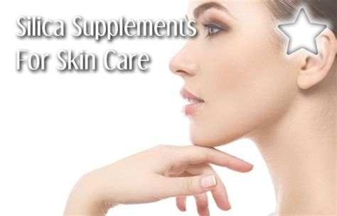 supplement for skin silica skin care review is silica vital for skin s