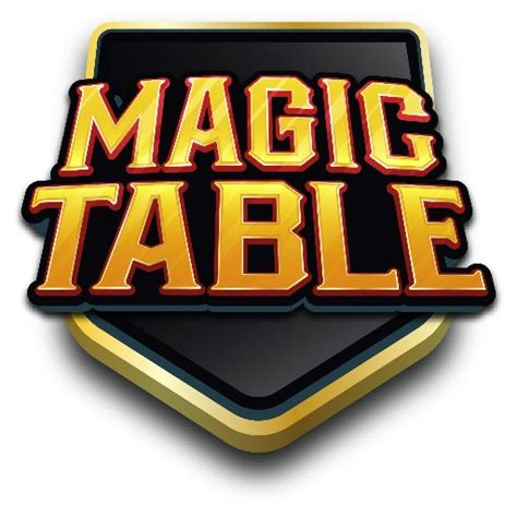 Mtg Table by Magic Table Magictablevr