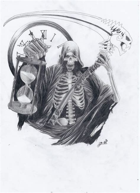 reaper tattoo design 1000 ideas about reaper on grim reaper