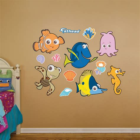 nemo wall stickers finding nemo collection realbig wall decal