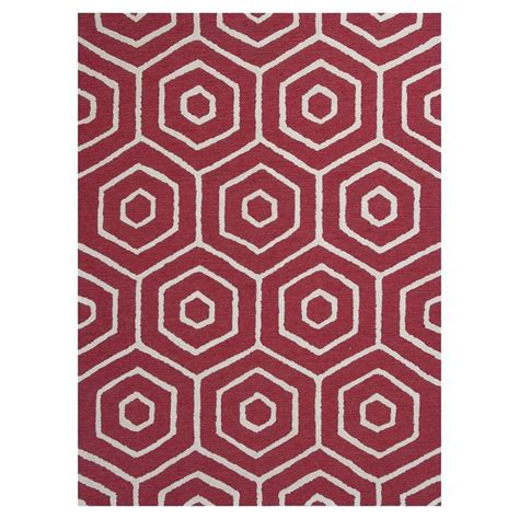 kas throw rug shop kas rugs snazzy graphics rectangular indoor tufted throw rug at lowes