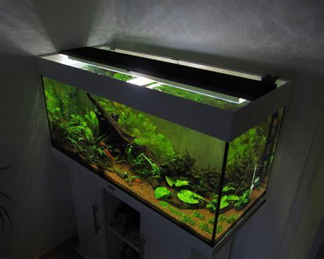 deckenle mit led aquarium led beleuchtung selber bauen schullebernd s