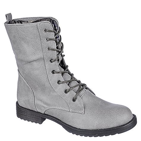 doll house boots dollhouse strength women s grey cuff boot shiekh shoes