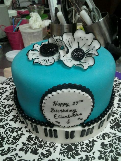 Best Images About Black White Teal Party On