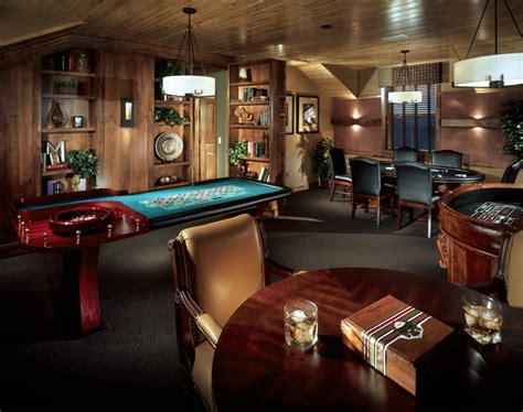 Casino Room by Simon Photography Architecture Residential