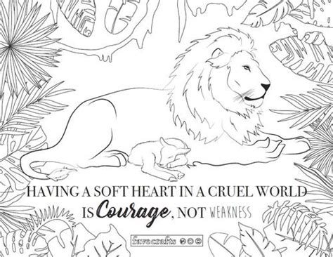 bible coloring pages lion and lamb lamb and lion coloring page favecrafts com