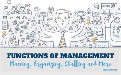 pattern advertising definition functions of management planning organizing staffing
