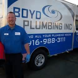Boyd Plumbing by Citrus Heights Drain Cleaning And Sewer Repair Pros At