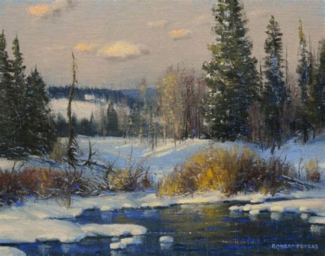 bob ross paintings clouds 906 best winter images on winter