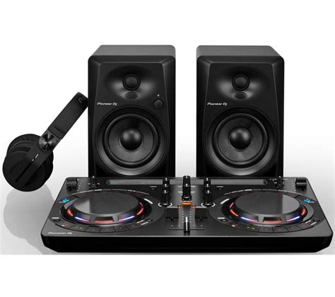 Buy PIONEER DJ Starter Pack   Free Delivery   Currys