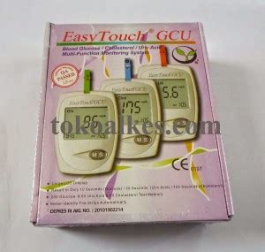 Alat Tes Darah Easytouch Gcu alat tes gula darah yang bagus tokoalkes tokoalkes