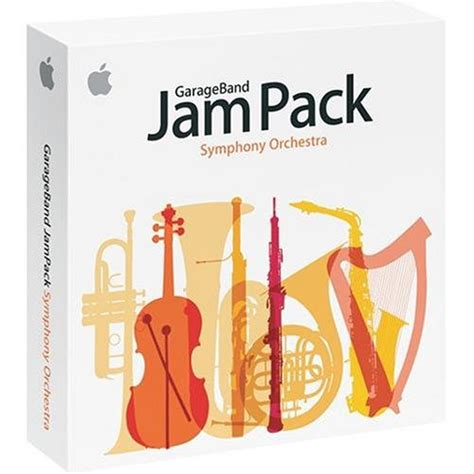 Garageband Orchestra Apple Garageband Jam Pack Symphony Orchestra Ebay
