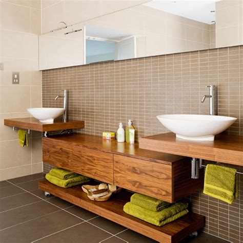 Wooden Bathroom Furniture Uk Wooden Bathroom Storage Bathroom Designs Storage Cabinets Housetohome Co Uk