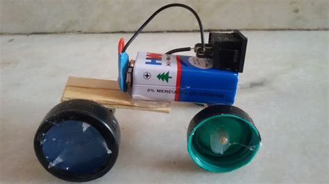 make a car how to make a simple car motor car