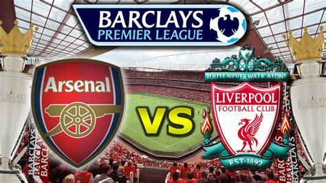 detiksport arsenal vs liverpool arsenal vs liverpool pre match analysis discussion
