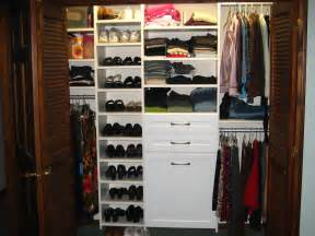 a california closets reach in closet design