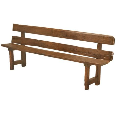 rustic bench with back dining bench with back bloggerluv com