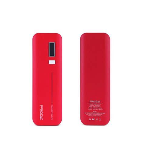Power Bank Remax Proda V6i 10000mah Lithium Ion Battery 1 power bank remax 10000mah v6i ppl 5