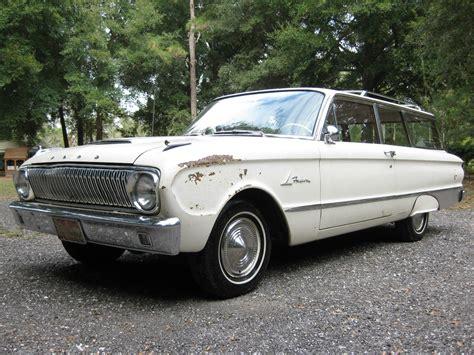 Florida Cool survivor wagon 1962 ford falcon