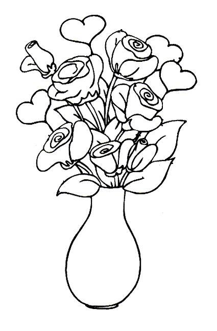 Mewarnai Bunga | Kelompok Bermain ALIA
