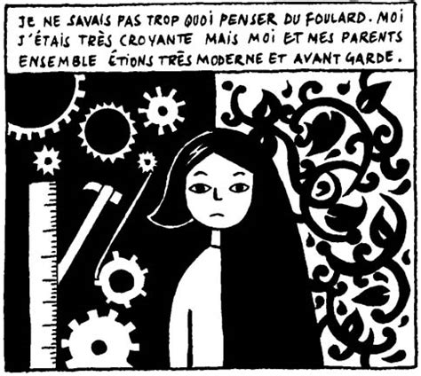 theme of persepolis the veil satrapi marjane persepolis intellego fr