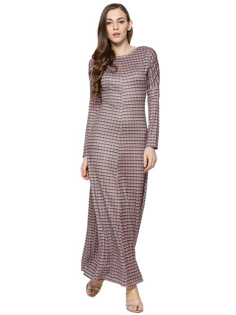 Fit Maxi Dress buy koovs fit and flare maxi dress for s