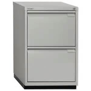 Grey Filing Cabinet Bisley Filing Cabinet 2 Drawer Grey