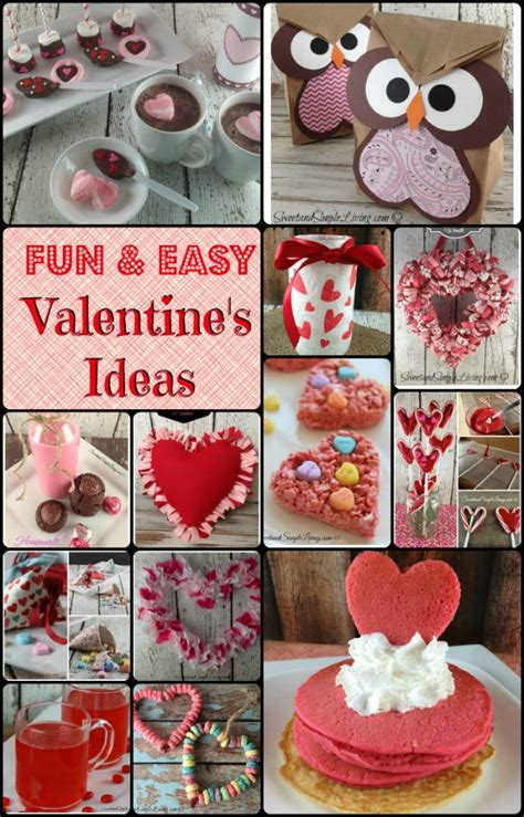 valentines day ideas for the best s day ideas 2015 sweet and simple living