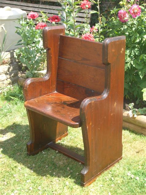 small church pew bench small antique victorian pine church pew bench 288859