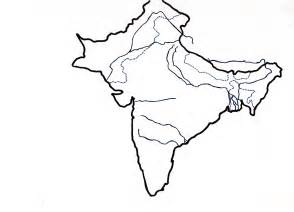 Outline Map Of Indian Subcontinent by India Map Assignment