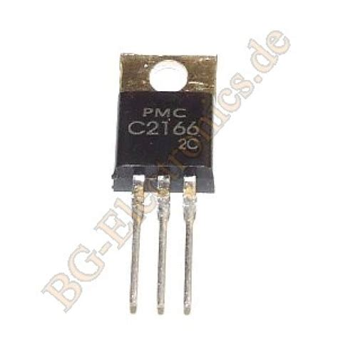 transistor rf 2 x 2sc2166 npn transistor for rf lifier applications pmc to 220 2pcs ebay